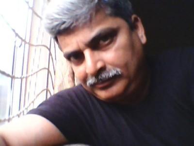 single 50 year old man